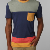 Character Hero Coloblock Tee - Urban Outfitters