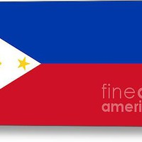 Republic of the Philippines national flag