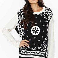 Insight Mystic Bandana Sweater