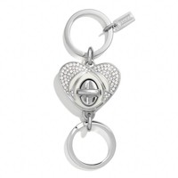 MILTON GLASER VALET KEY RING