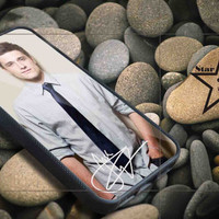 josh hutcherson iPhone Case, iPhone 4/4S, 5/5S, 5c, Samsung S3, S4 Case, Hard Plastic and Rubber Case By Dsign Star 08