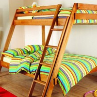 Hyder Pine 3 Sleeper Bunk Bed