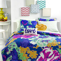 Teen Vogue Isabella Floral Comforter Sets