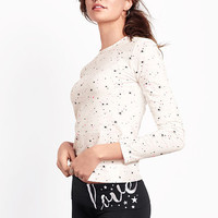 Long-sleeve Crewneck - Essential Tees - Victoria's Secret