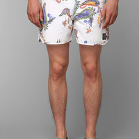Insight Island Hop Bunker Short - Urban Outfitters