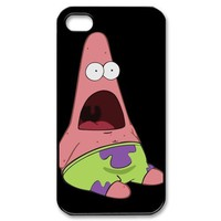 Patrick Star and Spongebob Squarepants iPhone 4/4s Case Hard Slim Fit iPhone 4/4s Case