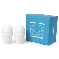 Jonathan Adler mr. & mr. muse salt & pepper shakers