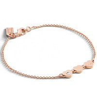 COACH HEART STATION BRACELET