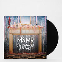 MS MR - Secondhand Rapture LP - Urban Outfitters