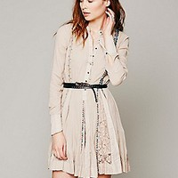 FP ONE Boho Shirt Dress