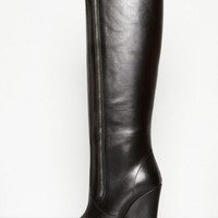 Theyskens' Theory Eames/Atello Boot In Black