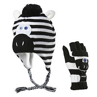 Youth Ski Tops Animal Hat and Gloves Combo | Scheels