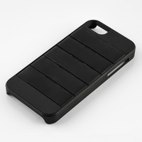 Triple C iPhone 5 Strap Case Black