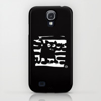 little monster iPhone & iPod Case by Marianna Tankelevich