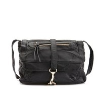 ZIPPER DETAIL CROSSBODY BAG