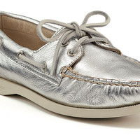 Women's Authentic Original Metallic Boat Shoe