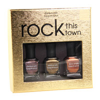 Deborah Lippmann Rock This Town Gift Set