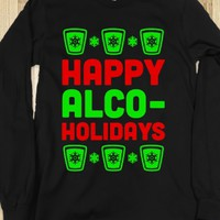 Happy Alco-Holidays