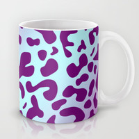 Leopard Print Mug by LookHUMAN