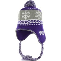 '47 Brand Men's TCU Horned Frogs Purple/Grey Abomination Knit Hat