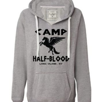 Womens Camp Half-Blood Deluxe Soft Hoodie