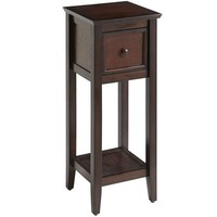 Ashington Pedestal Table - Mahogany
