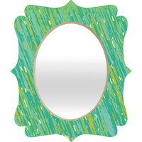 Rosie Brown April Showers Quatrefoil Mirror