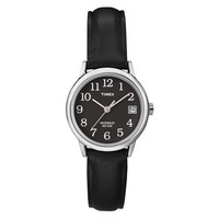 Women's Timex® Basic Watch with Black Dial Watch - Black