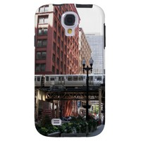 Chicago Samsung Galaxy S4 Case