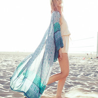 Desert Wanderer Maxi Kimono - Dawn | Spell & the Gypsy Collective