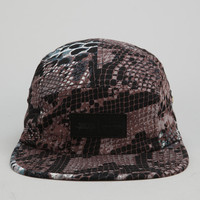 Publish Killian Snake 5-Panel Hat  - Urban Outfitters