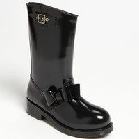 RED Valentino Moto Rain Boot (Women) | Nordstrom