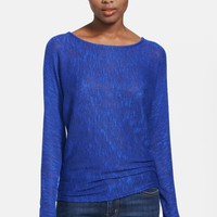 Whetherly 'Jacqui' Oversized Bouclé Sweater | Nordstrom