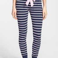 BP. Undercover 'Comfy Cozy' Stripe Pajama Pants (Juniors) | Nordstrom