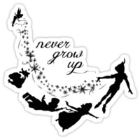 Peter Pan ~ Never grow up Kids Clothes