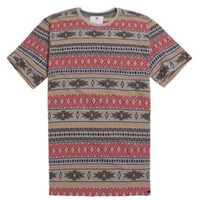 On The Byas Dennis Jacquard Crew Tee at PacSun.com