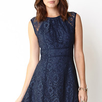 Sophisticated Lace Dress