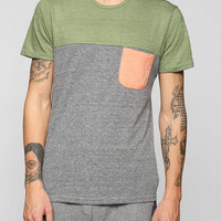 ALTERNATIVE Colorblock Tee - Urban Outfitters