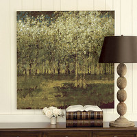 Birch Grove Giclee Print | Ballard Designs