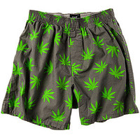 The Plantlife Boxers in Grey