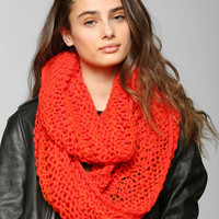 Open Netted Eternity Scarf - Urban Outfitters