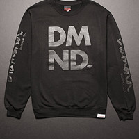 Diamond Supply Co Tonal Capitalize It Crew Fleece at PacSun.com