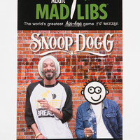 Snoop Dogg Mad Libs By Sarah Fabiny - Urban Outfitters