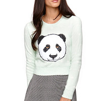 LA Hearts Cropped Sweater at PacSun.com