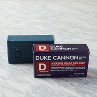 Duke Cannon Superior Grade Soaps