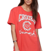 Diamond Supply Co x Crooks and Castles Logo Tee at PacSun.com