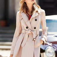 The Wool Trench Coat - Victoria's Secret