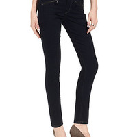 Else Jeans Rocker Black-Wash Skinny Jeans