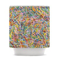 KESS InHouse More Sprinkles Polyester Shower Curtain