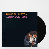 Duke Ellington & John Coltrane - S/T LP - Urban Outfitters